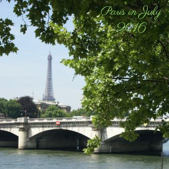 Paris in July 2016